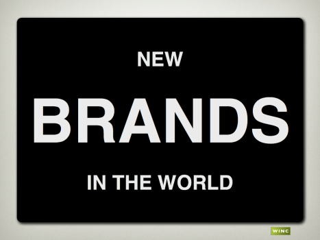 New Brands in the world.012